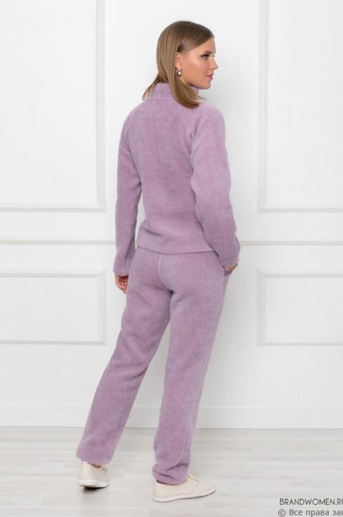 Комплект из свитшота и брюк