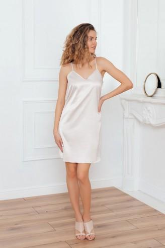 Платье-комбинация длины мини