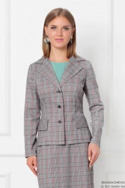 Костюм из пиджака и юбки