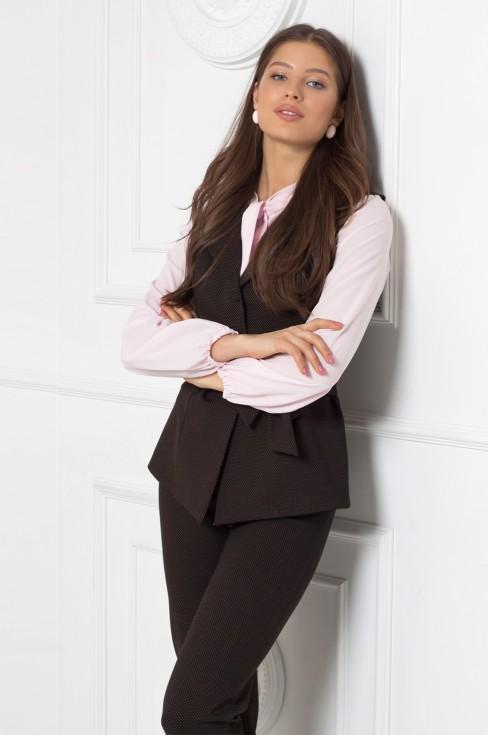 Комплект из брюк и жилета