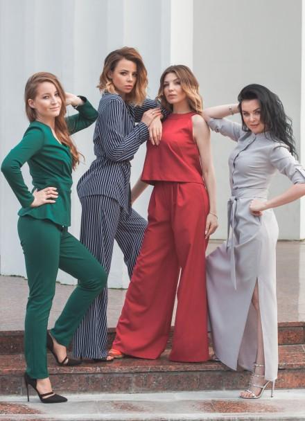 Нетипичная коллекция- брюки в гардеробе