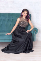 Дайна Гижа в вечерних платьях Brandwomen