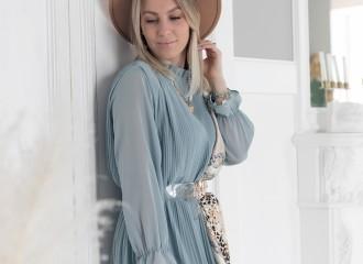Модный пазл: одно платье - пять образов