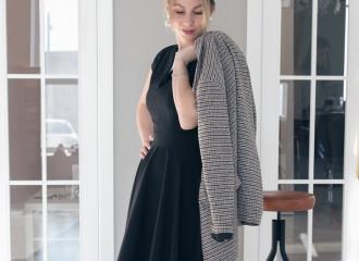 Один за всех: самое универсальное платье в гардеробе!